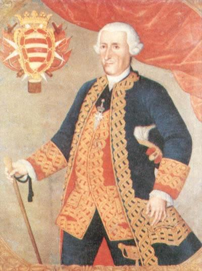 Sitio inglés de Cartagena, 1741.